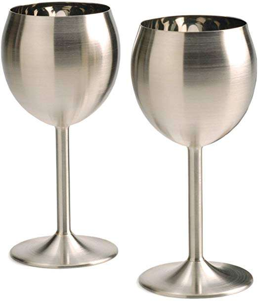 Stainless Steel Wine Glass Manufacturers