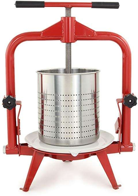 Stainless Steel Wine Press Manufacturers
