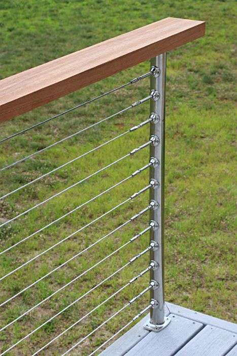 Stainless Steel Wire Deck Manufacturers