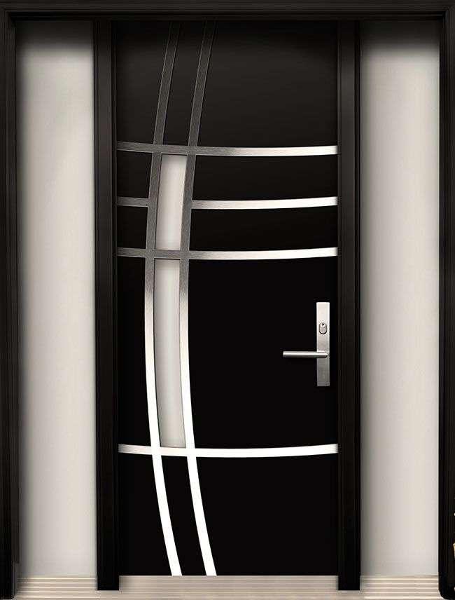 Stainless Steel Wooden Door Manufacturers