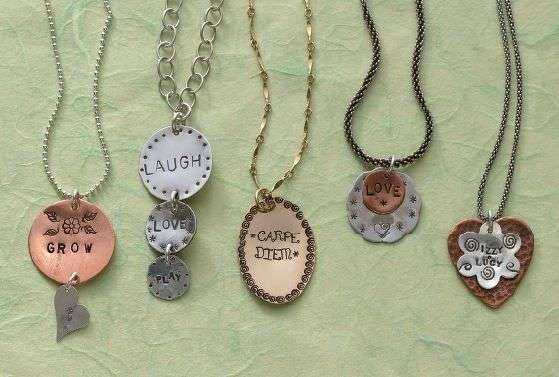 Stamped Metal Jewelry Manufacturers