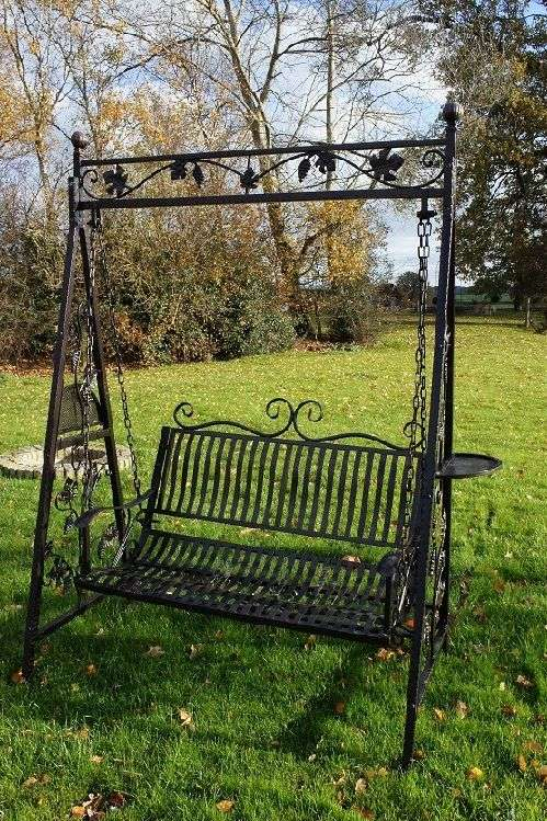 Steel Garden Swing Chair Manufacturers