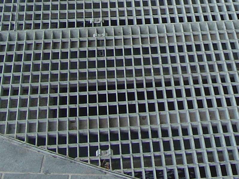 钢格栅板 制造商