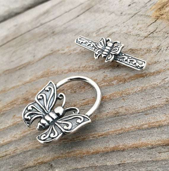 Sterling Silver Butterfly Clasp Manufacturers