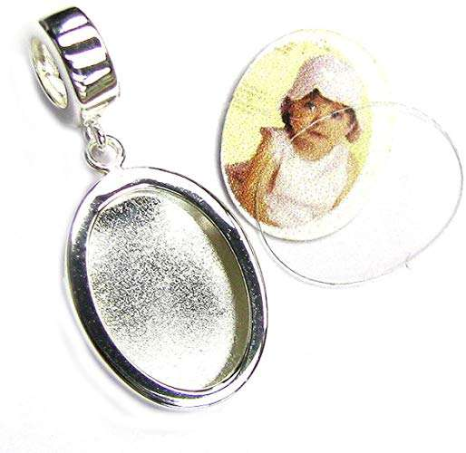 Sterling Silver Charm Frame Manufacturers