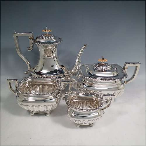 Sterling Silver Coffee Set Manufacturers