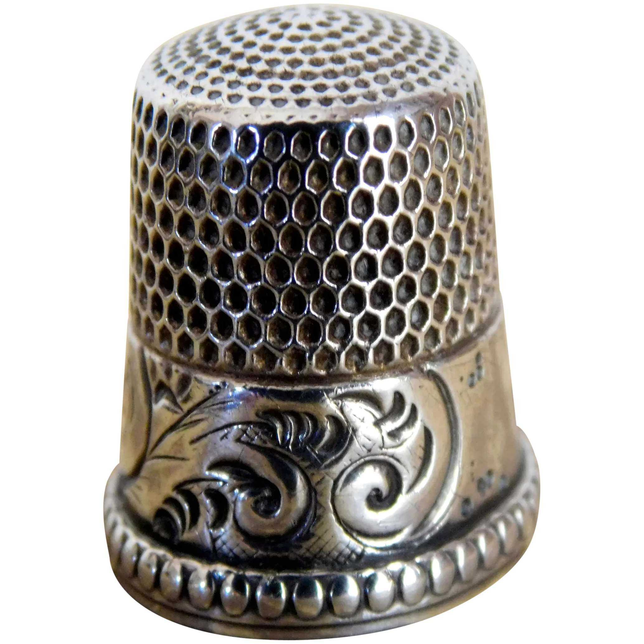 Sterling Silver Thimble Manufacturers