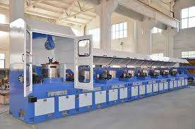 Straight Wire Drawing Machine Manufacturers
