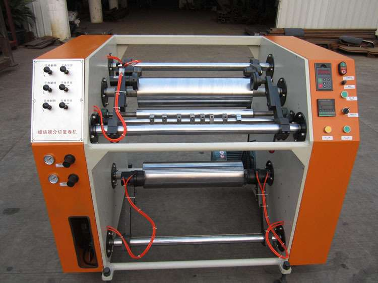Stretch Film Rewinder Manufacturers