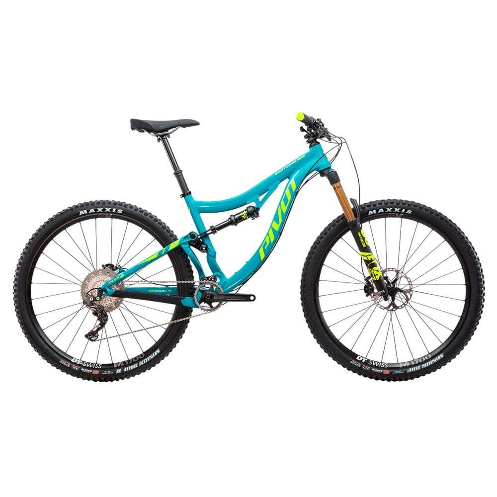 Suspension Mountain Bicycle Manufacturers