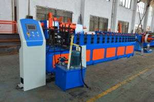 Z Section Forming Machine Manufacturers
