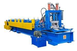 Z Shape Purlin Machine Manufacturers