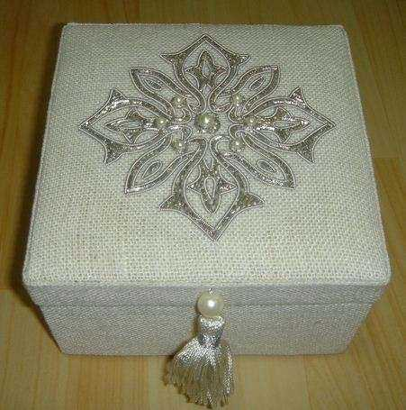 Zari Jewellery Box Manufacturers