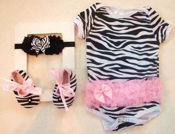 Zebra Print Baby Clothe Manufacturers