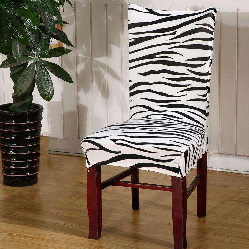 Zebra Print Chair Cover Manufacturers