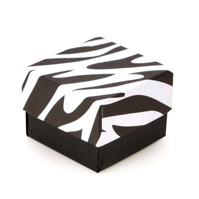 Zebra Print Jewelry Box Manufacturers