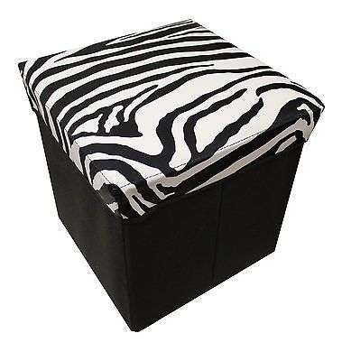 Zebra Print Storage Box Manufacturers