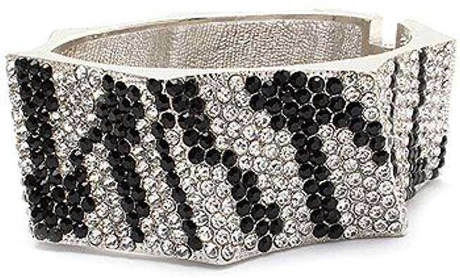 Zebra Rhinestone Bangle Manufacturers