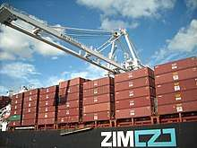 Zim Container Line Manufacturers