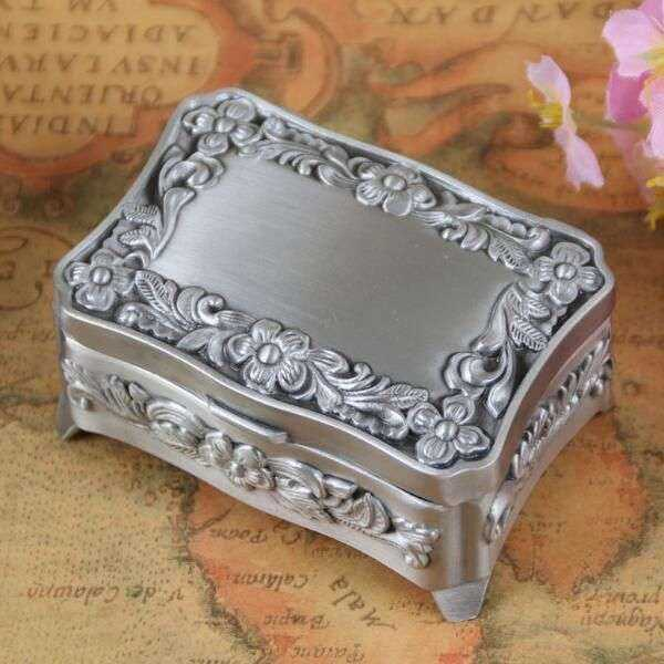 Zinc Alloy Box Manufacturers
