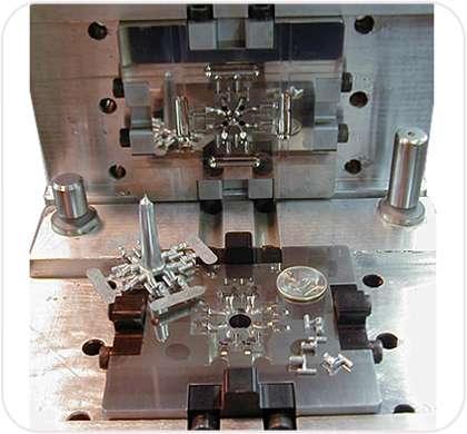 锌合金压铸模具 制造商