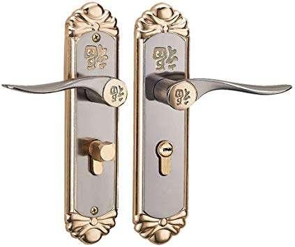 Zinc Alloy Door Handle Lock Manufacturers