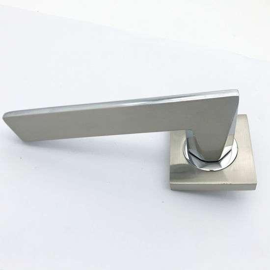 Zinc Alloy Door Lever Handle Manufacturers
