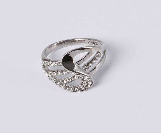 Zinc Alloy Fashion Ring Manufacturers