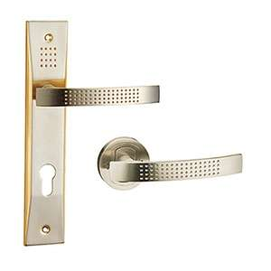 Zinc Alloy Handle On Plate Manufacturers