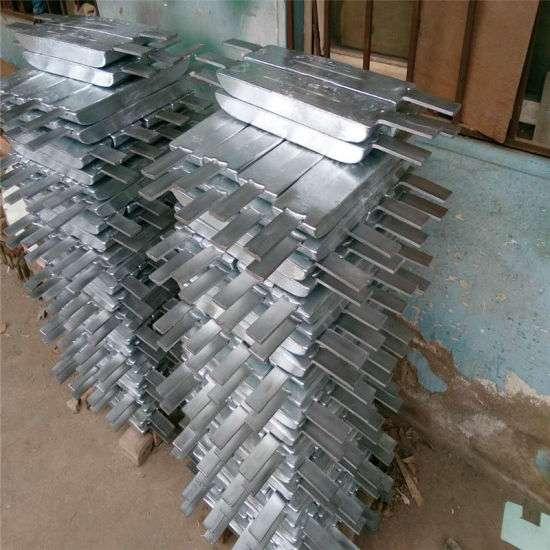 Zinc Aluminum Anode Manufacturers