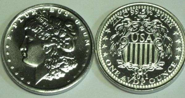Zinc Bullion Coin Manufacturers