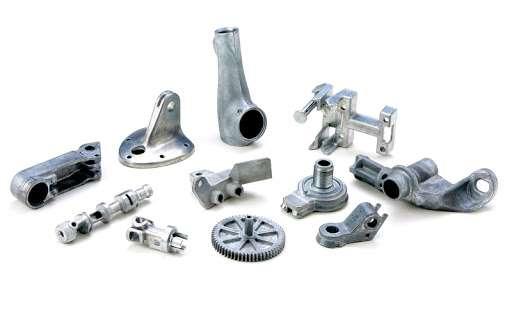 Zinc Die Cast Metal Part Manufacturers