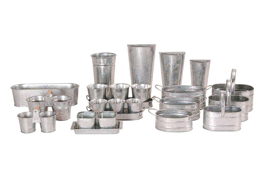 Zinc Flower Planter Manufacturers