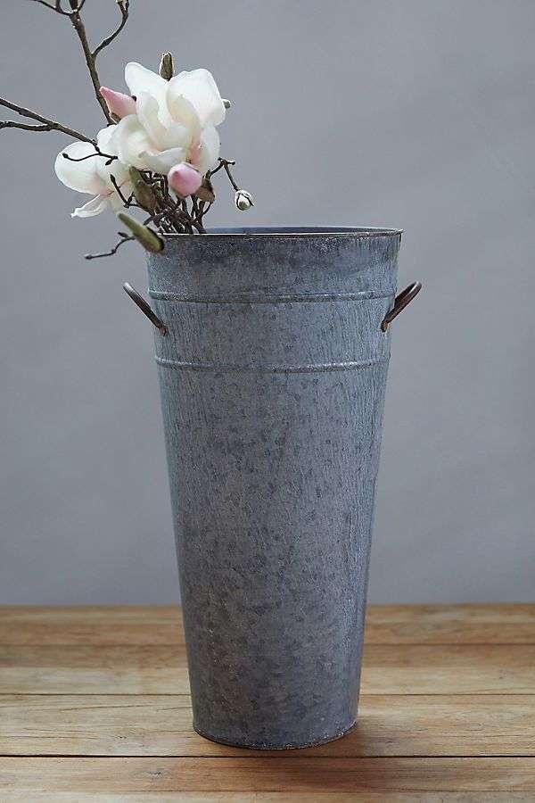 Zinc Flower Vase Manufacturers