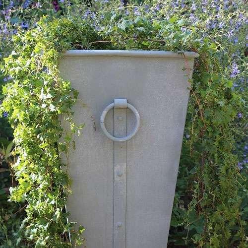 Zinc Garden Pot Manufacturers