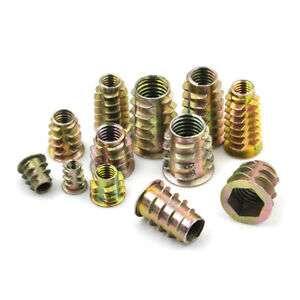 Zinc Insert Nut Manufacturers