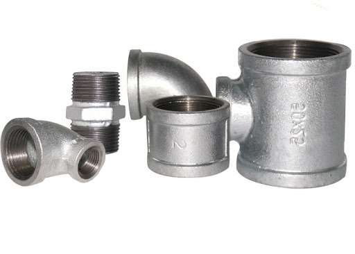 Zinc Iron Fitting Manufacturers