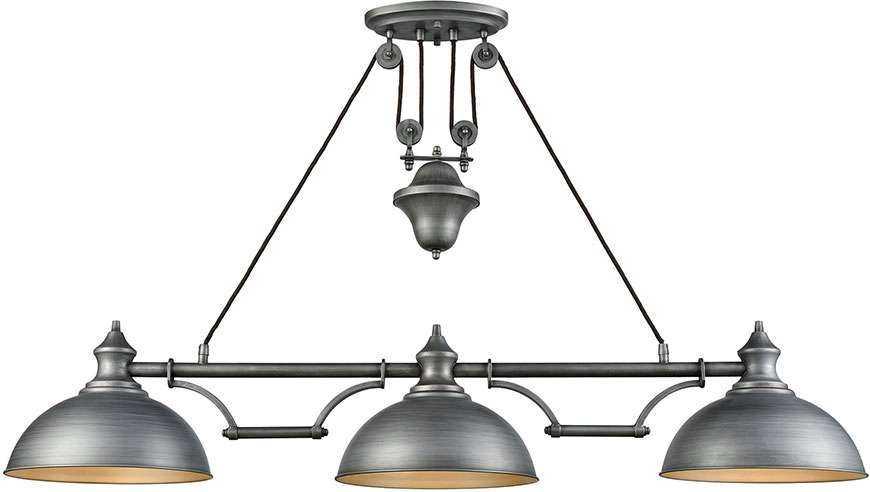 锌照明灯具 制造商