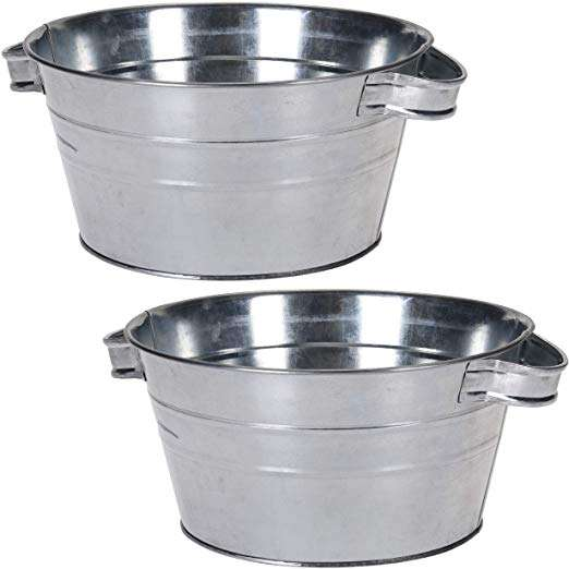 Zinc Metal Pot Manufacturers