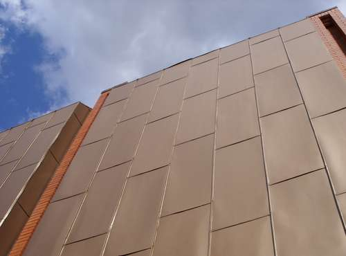 Zinc Metal Siding Manufacturers