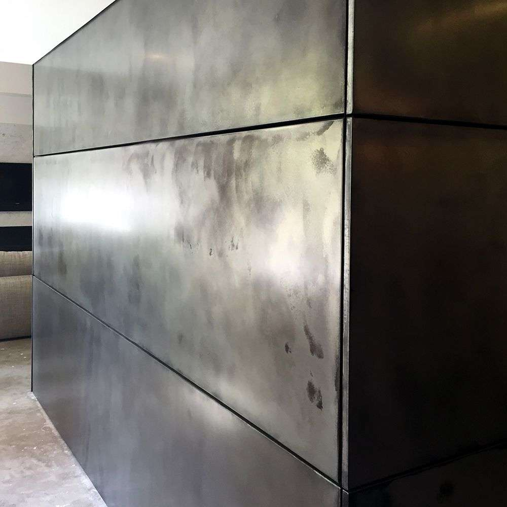 Zinc Metal Wall Sheet Manufacturers