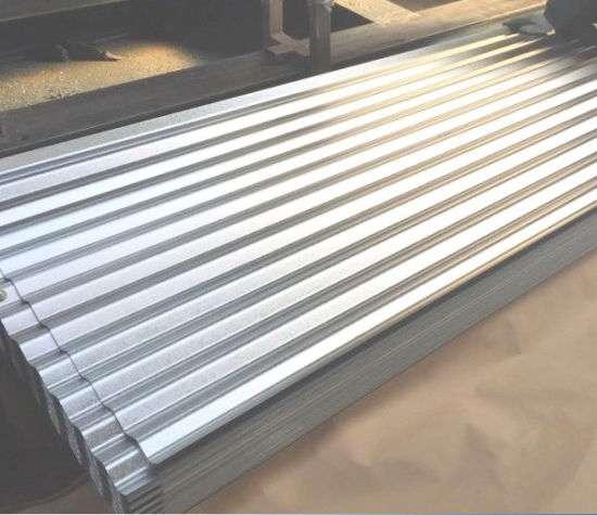 Zinc Wave Roof Tile Manufacturers