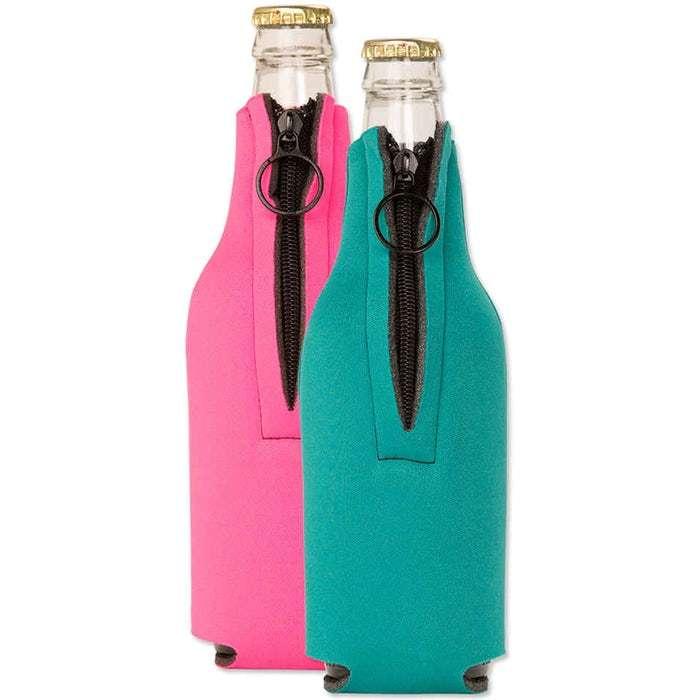 Zipper Bottle Cooler Manufacturers