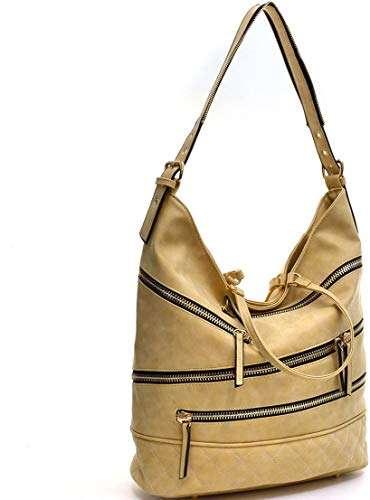 Zipper Decorated Handbag Manufacturers