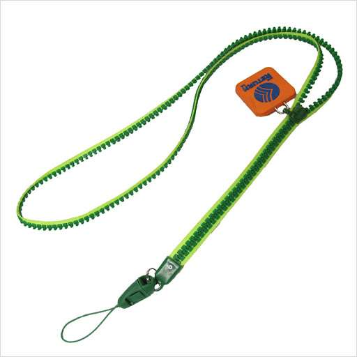 Zipper Neck Strap Manufacturers