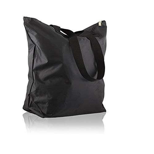 Zipper Nylon Tote Beach Bag Manufacturers