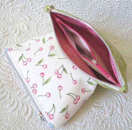 Zippered Pouch Bag Manufacturers