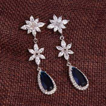 Zircon Jewelry Earring Manufacturers