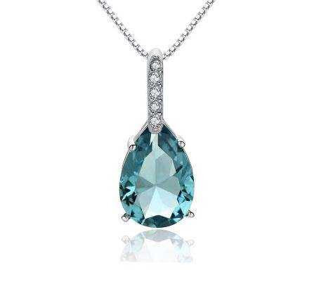Zircon Necklace Pendant Manufacturers