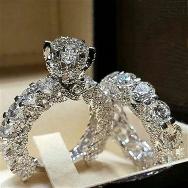 Zircon Ring Jewelry Manufacturers